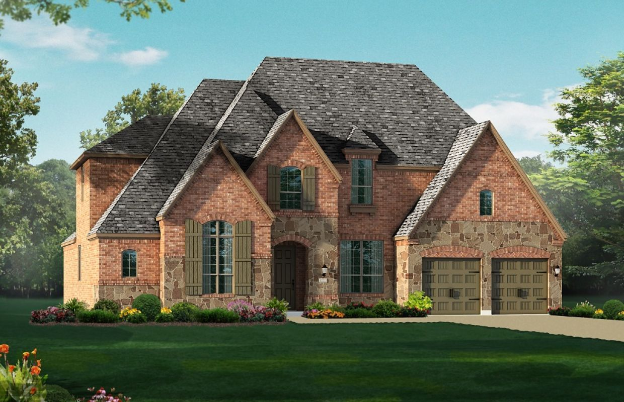 New Homes in Katy Texas – New Home Builder