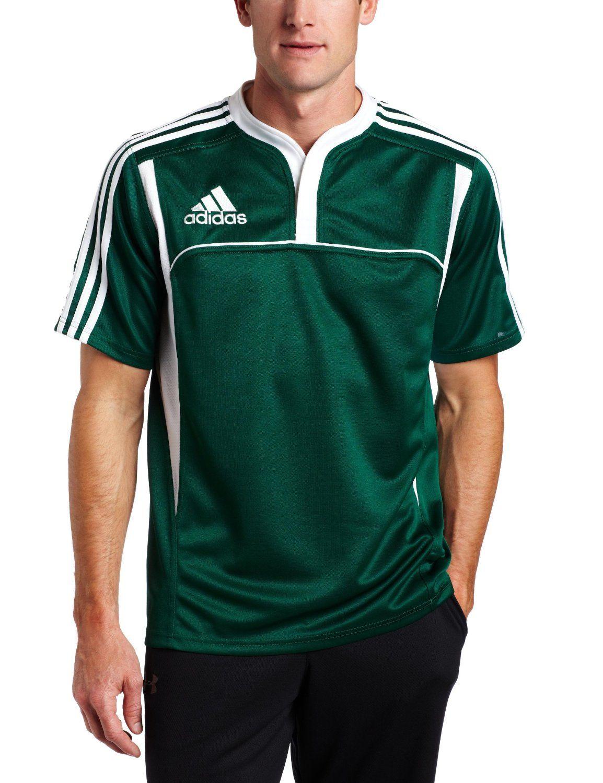 Amazon.com  adidas Mens 3-Stripes Jersey  Sports   Outdoors( 31.50 ... 986340133