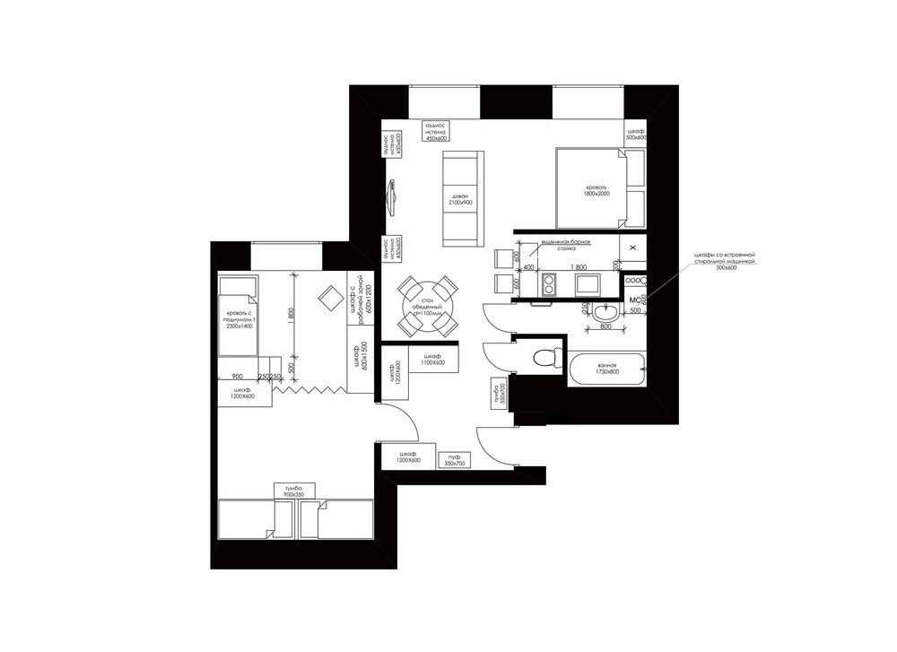 Boomzer Artistic Apartment Designs Idealy For Junior