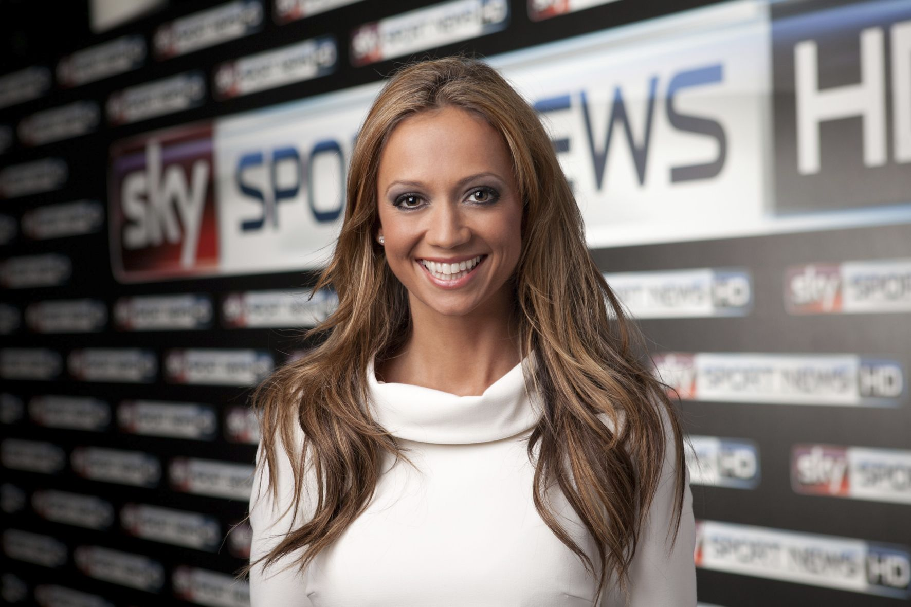 Kate Abdo Kate abdo, Hair, Sky sports presenters