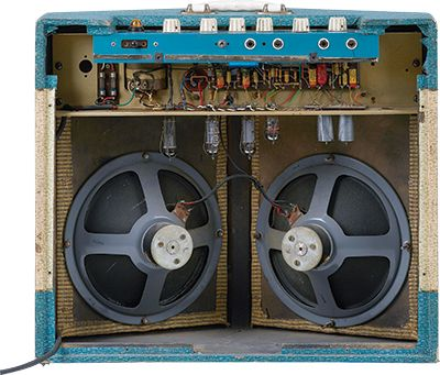 The Watkins Dominator #vintageguitars