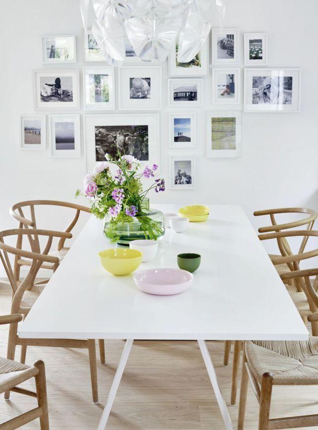 Une maison rénovée simple et moderne | cadres | Scandinavian ...