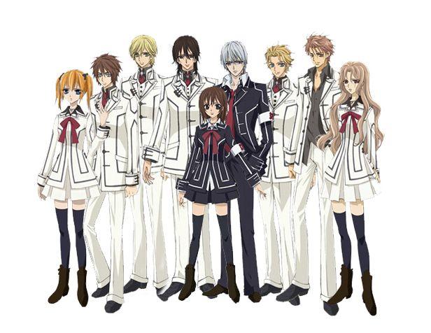I wish I could do a sweet group cosplay from Vampire Knight! Yuki ...