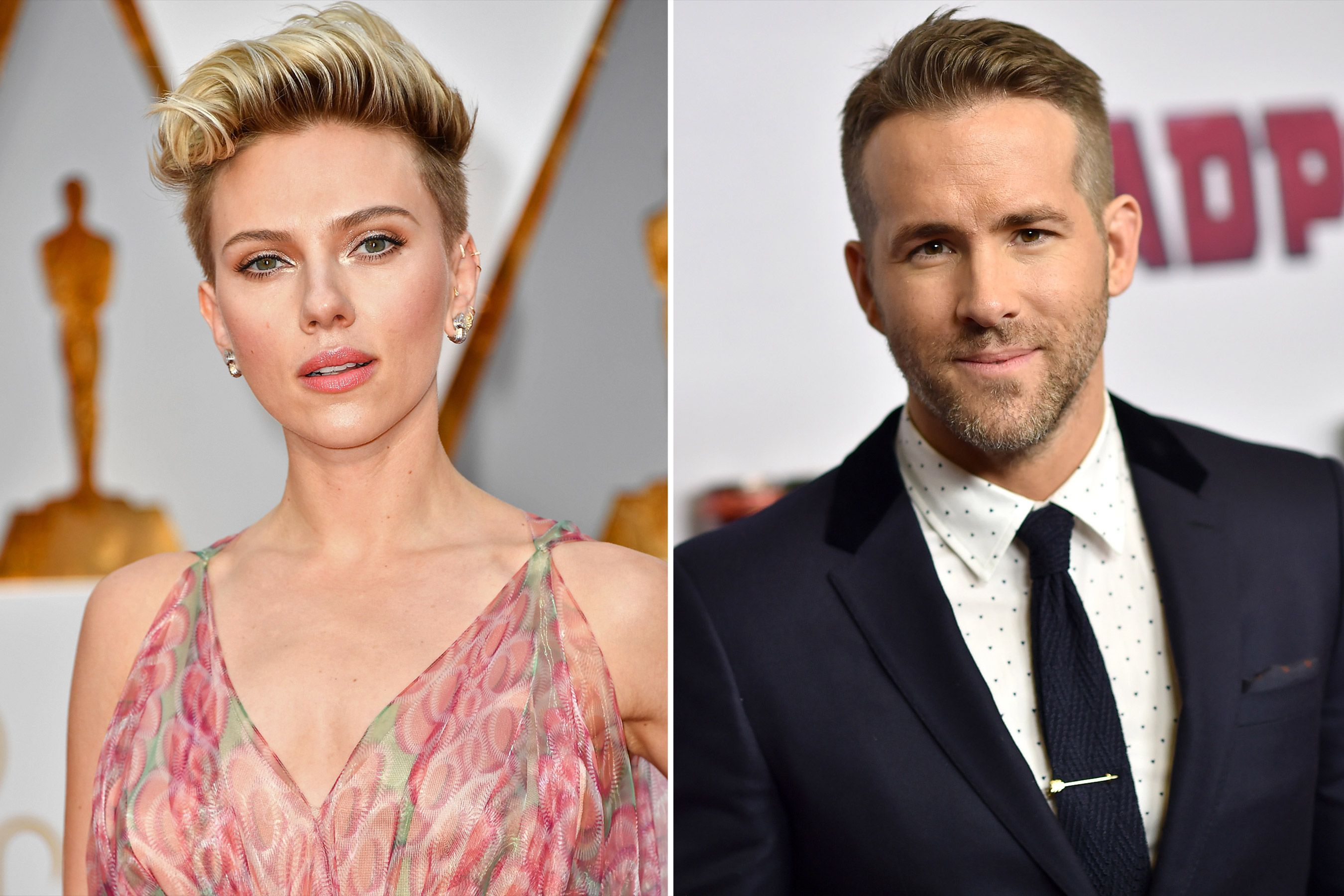 Scarlett Johansson Admits She 'Romanticized' Marriage