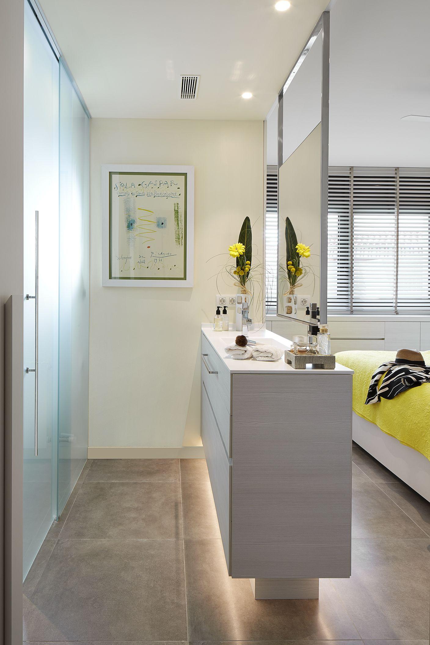 Molins interiors arquitectura interior interiorismo - Diseno cuartos de bano pequenos ...