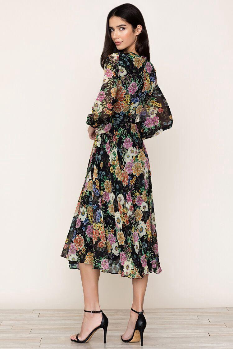 80bebbb365ca6 Yumi Kim Serenade Dress - Wisteria-Park XXS