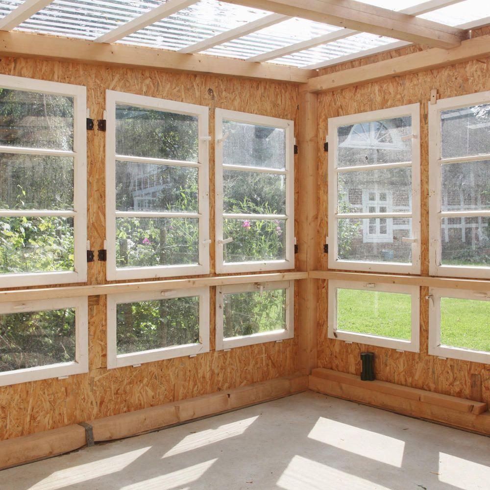 Gartenhaus selber bauen #apartmentpatiogardens
