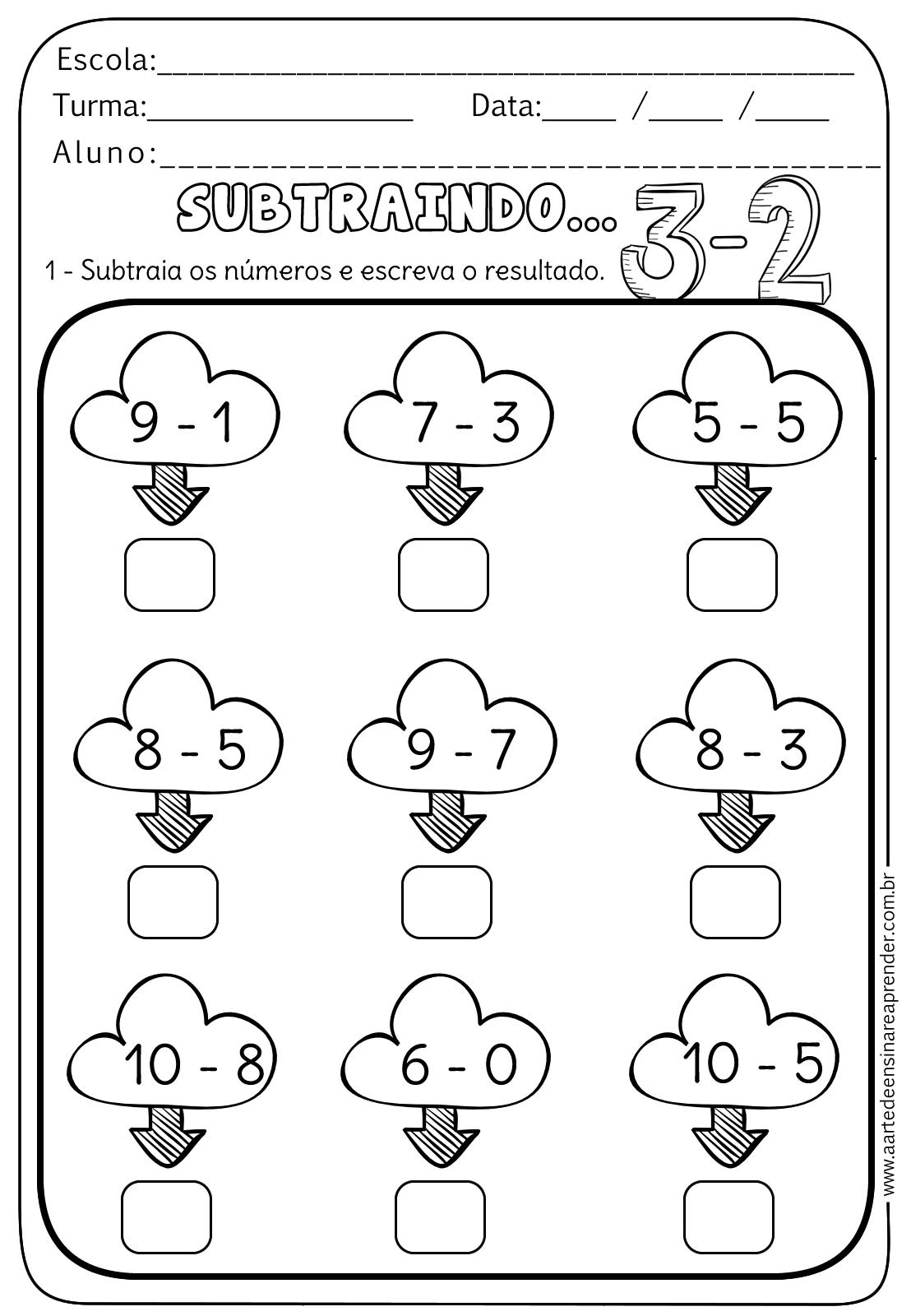 Math Brain Teasers Worksheet Spanish