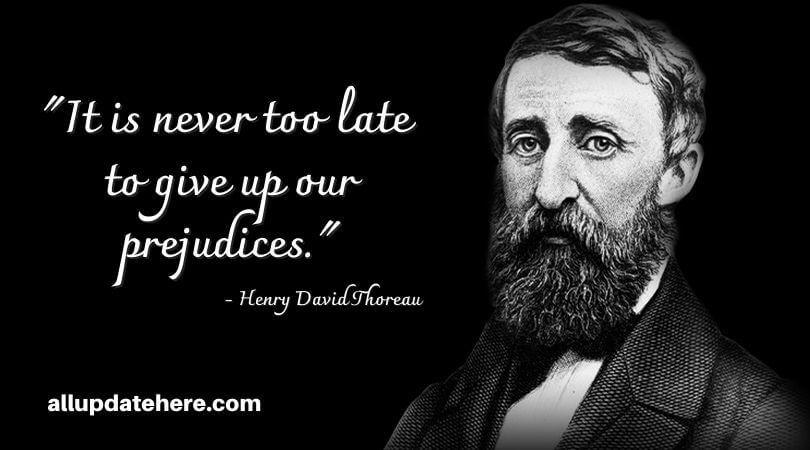 Henry David Thoreau Quotes That Will Change Your Life Thoreau Quotes Henry David Thoreau Quotes Thoreau Quotes Nature