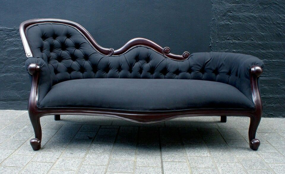 Gorgeous Uncomfortable Couch Meridienne