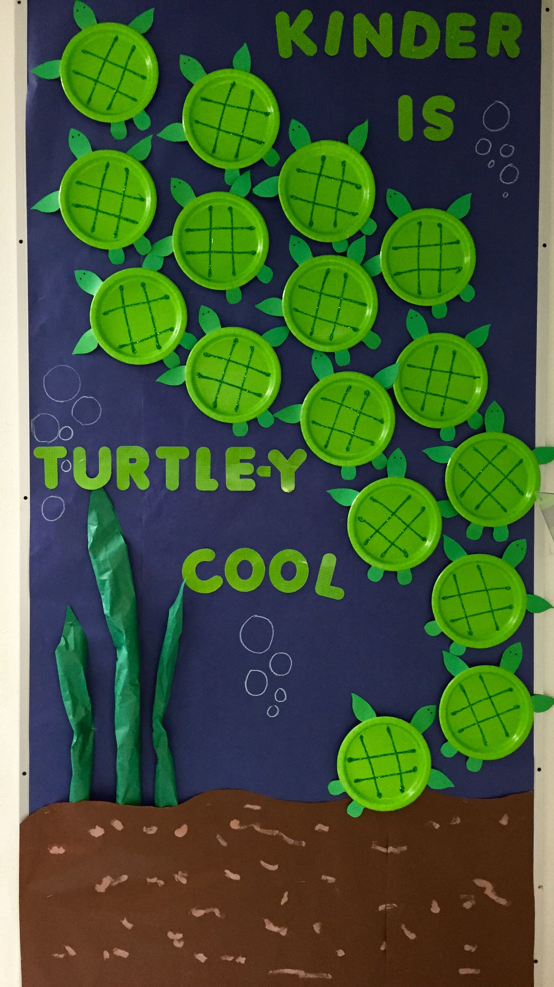 Classroom Door Decoration Ideas Welcome Back ~ My welcome back bulletin updated w bubbles and sand