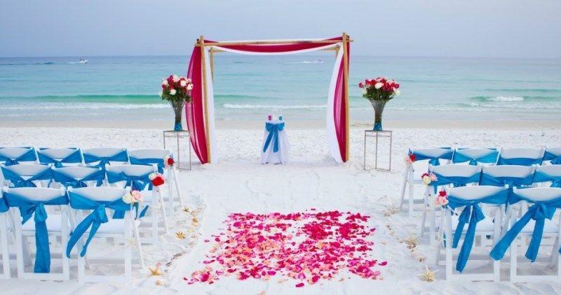 Beach Wedding Dknow Us