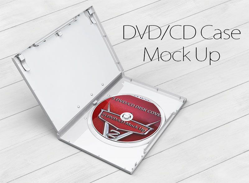 Excellent Free CD DVD Covers Mockup PSD Mockups PSD Templates - psd album cover template