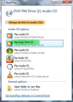 How To Use Windows Media Player To Rip Cds Ripped Cds Computer Help