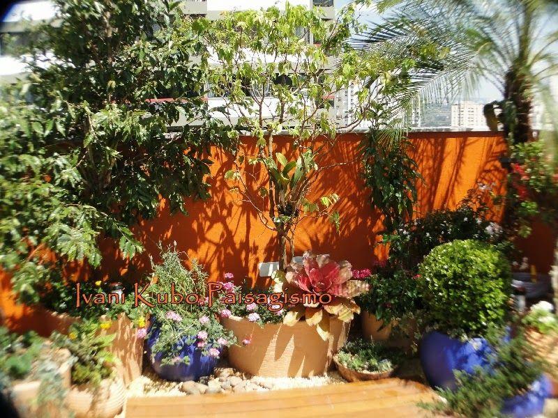 Ivani Kubo Paisagismo: Muito cute esse jardim...!