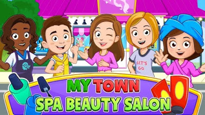 My Town Beauty Spa Saloon Apk Download Android Beauty
