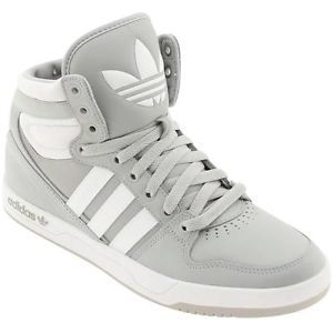 Adidas Shoes Grey And White