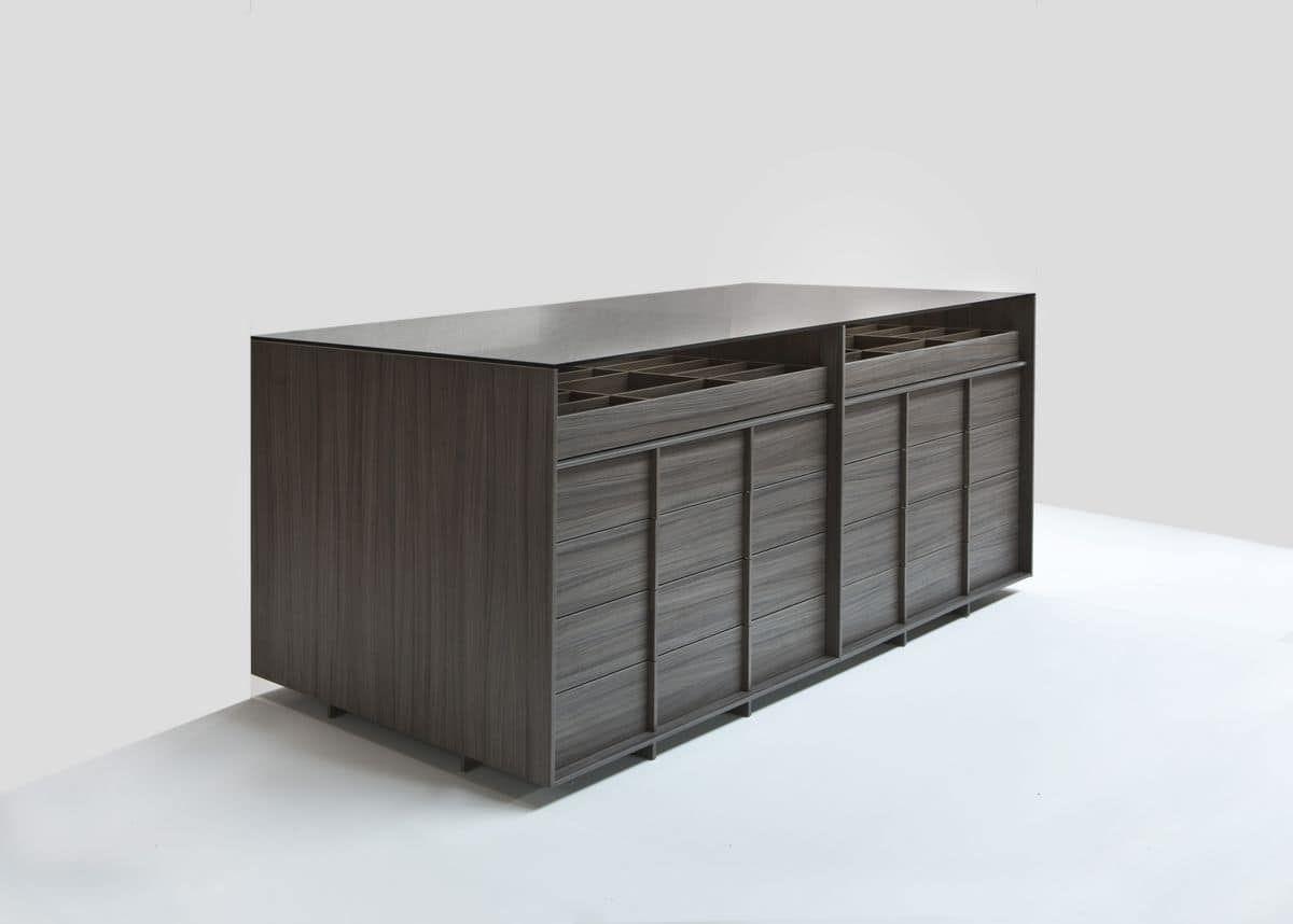 Ari, Isola per cabine armadio moderne | Home | Pinterest