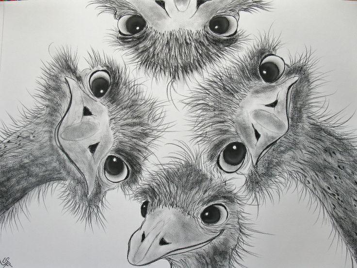 dessin humoristique girafe - Recherche Google | Dessin ...