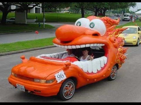 Cool Weird Cars Version 1 Weird Cars Pictures Silly Car