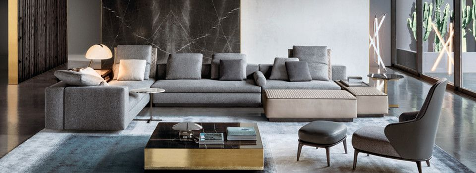 parissete minotti vitra b b italia flexform usm flos artemide kartell paris sete interiores. Black Bedroom Furniture Sets. Home Design Ideas