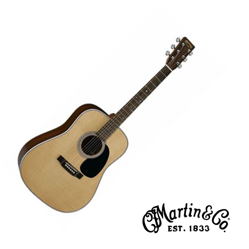 Martin D-28 Standard Series Acoustic Guitar with Case