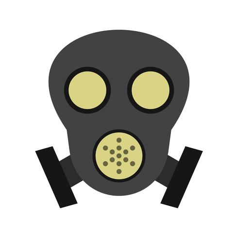 Gas Mask Vector Icon In 2020 Vector Icons Gas Mask Hand Drawn Logo Design