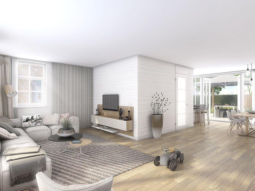 2 onder 1 kap type c home pinterest huiskamer huisinrichting en voor het huis - Deco kamer onder dekking ...
