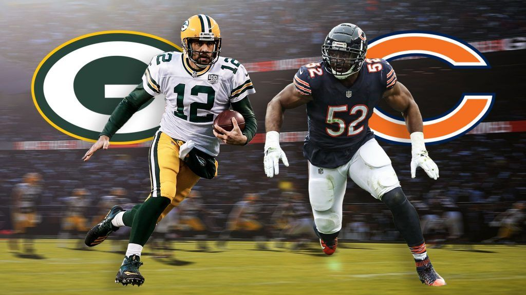 NFL is Back! Always LIVE at Shamrock! Bears v Packers