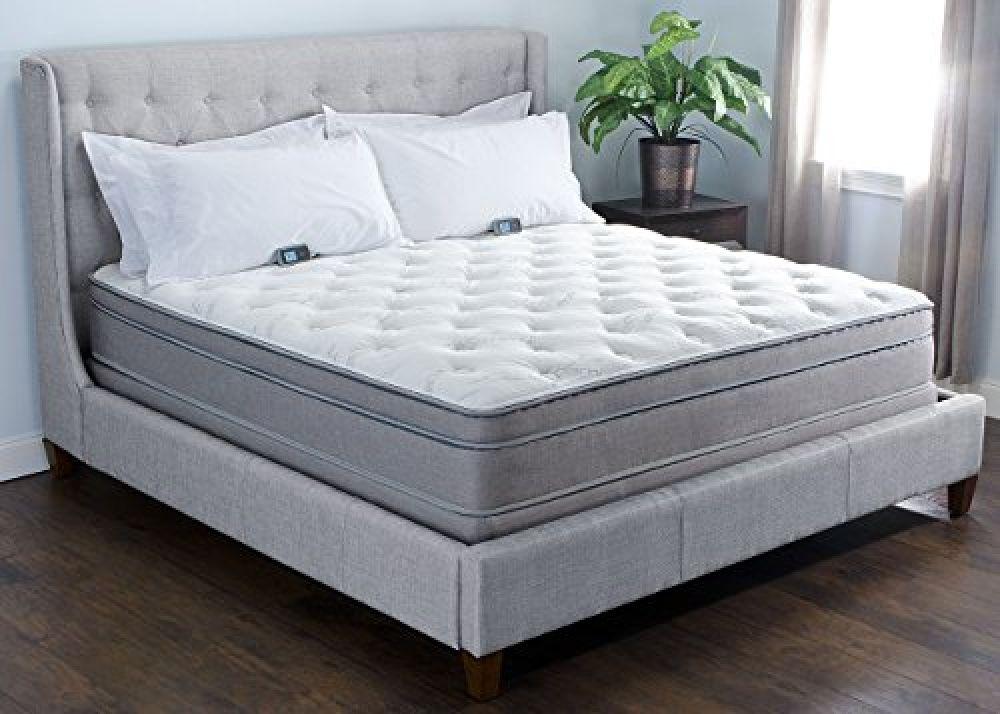 "12"" Personal Comfort A6 Bed vs Sleep Number Bed p6 - Queen ..."