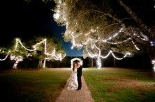 This is what I picture my wedding to be like, magical!