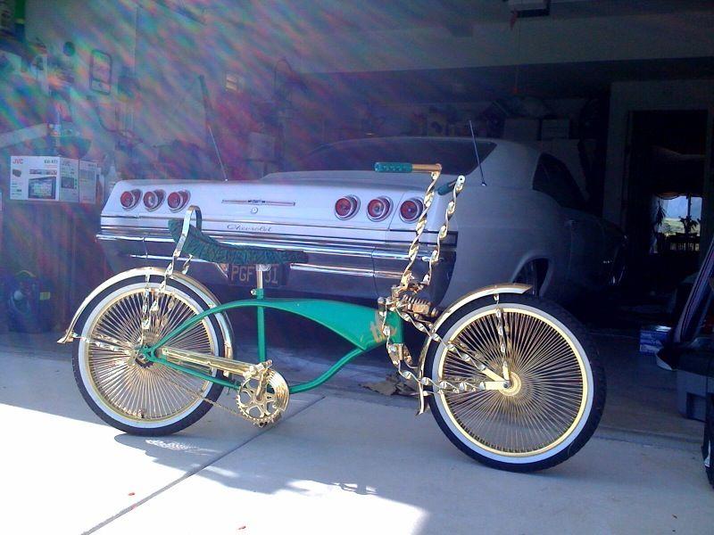 F.S.**Lowrider Bike** + schwinn frames | Lowrider Bikes | Pinterest ...