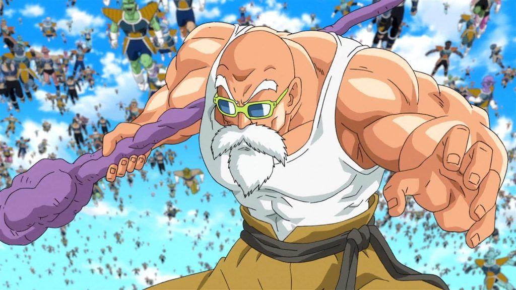 Master Roshi Dragon Ball Z Resurrection F 4 Dragon Ball Super Anime Dragon Ball Z