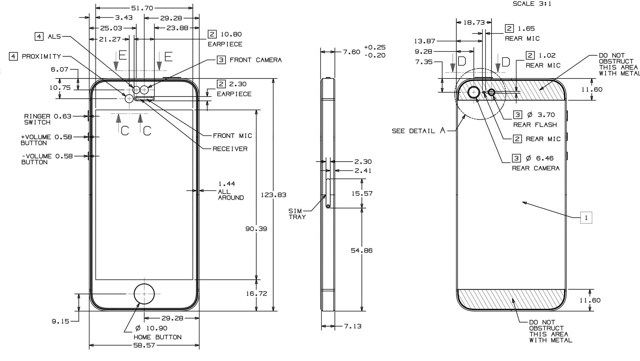 Iphone Schematics Diagram free download | gsmvilla | Pinterest | Diagram