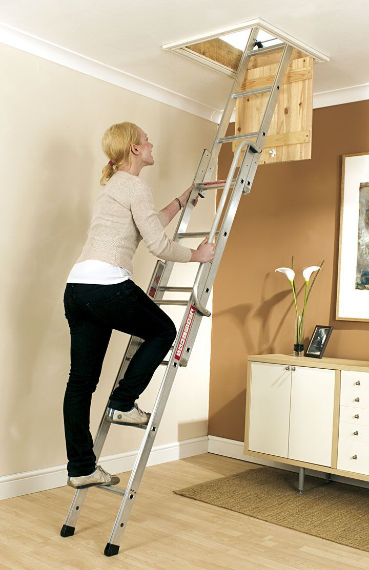 easiway 3 section loft ladder mister loft ladder
