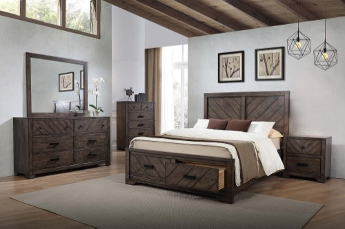 Coaster Wood Queen Sizeastern Bed 206300Q Products in 2018