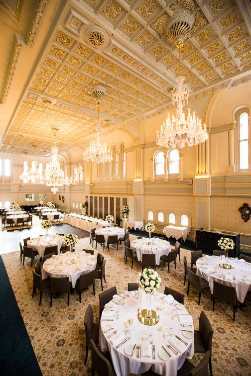 The Tea Room Qvb Wedding Venue Wedding Ideas In 2018 Pinterest