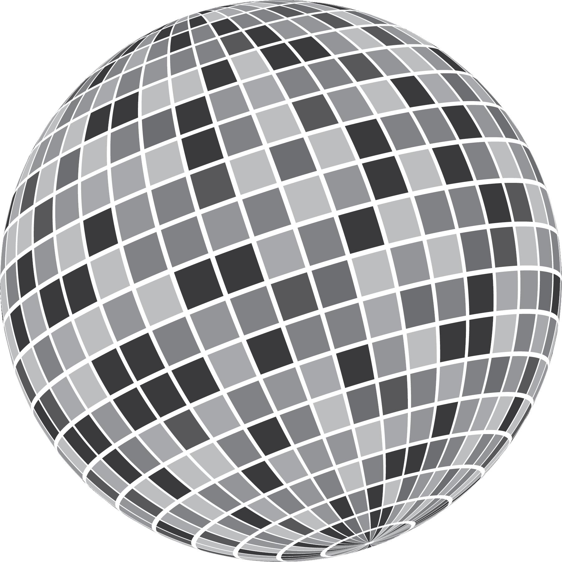 disco ball drawing disco ball drawing disco ball [ 1801 x 1801 Pixel ]