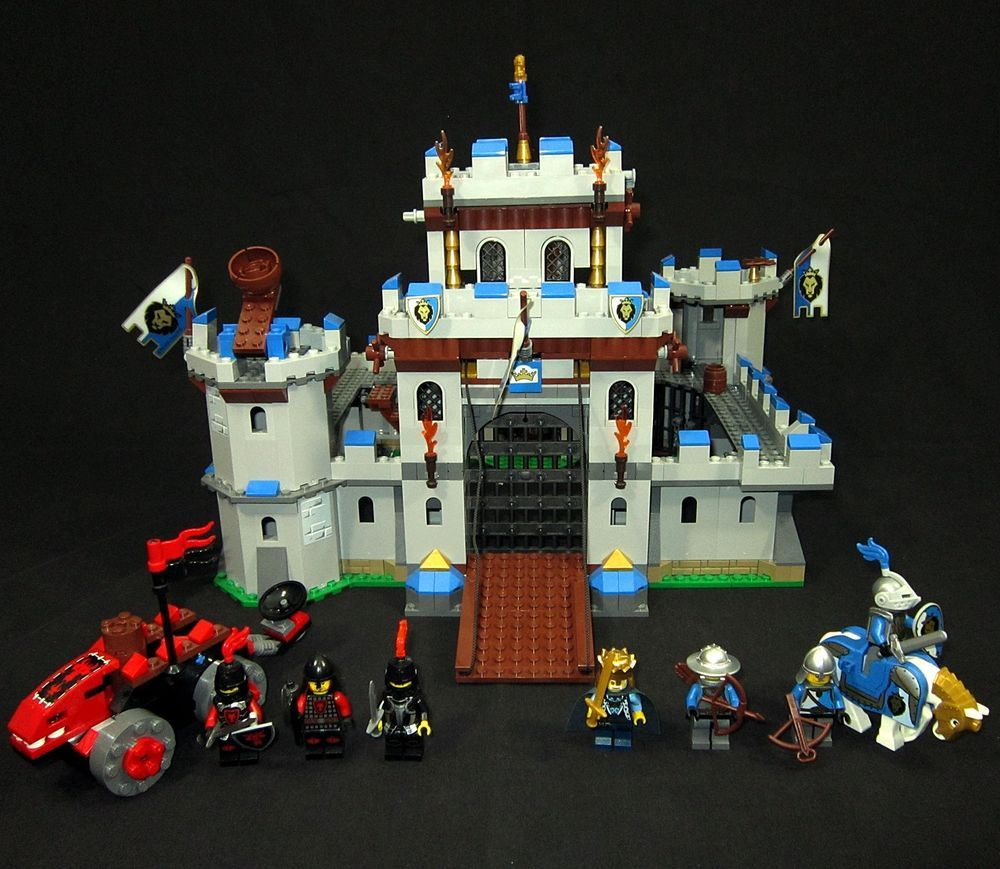 Lego Castle Kings Castle 70404 Retired No Box No Instructions 7