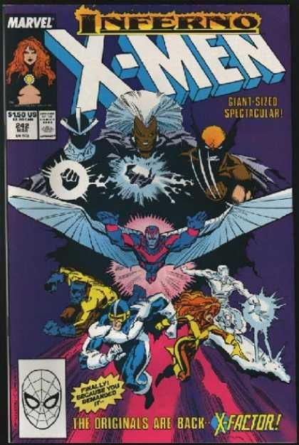 Uncanny X Men Covers 200 249 Marvel Comic Books Comic Covers Marvel Comics Covers