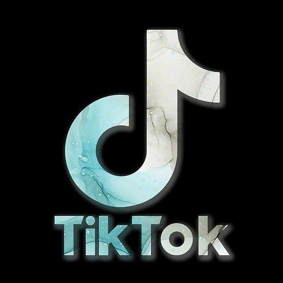 Grey Pool #TikTok Logo Merch