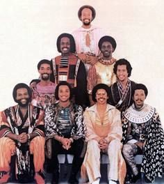 Everybody needs Earth Wind and Fire