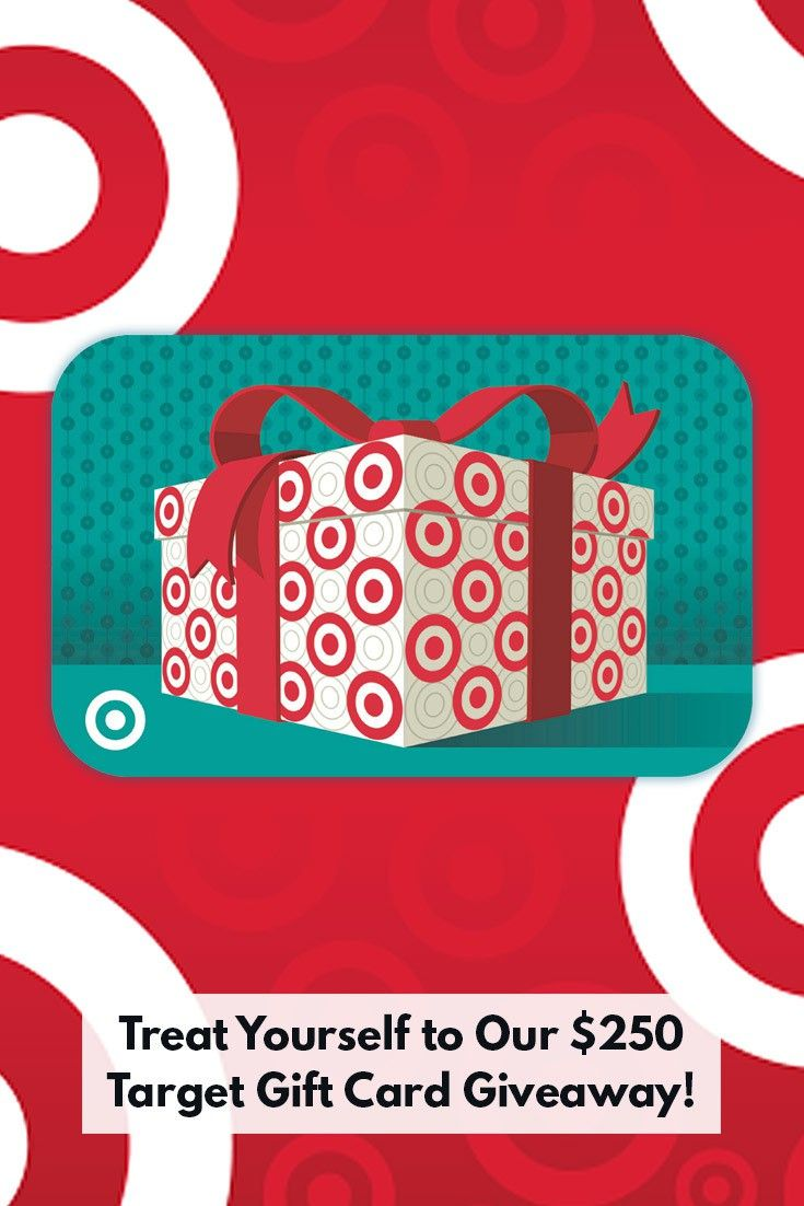 Treat Yourself to Our $250 Target Gift Card Giveaway!   Holiday ...