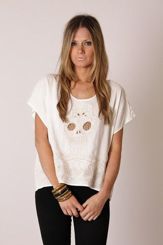 I love this shirt, and I am obsessed with these clothes!