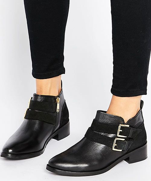 Fall 2015 Trendy Ankle Boots From Asos Minimalist Dress Shoes In