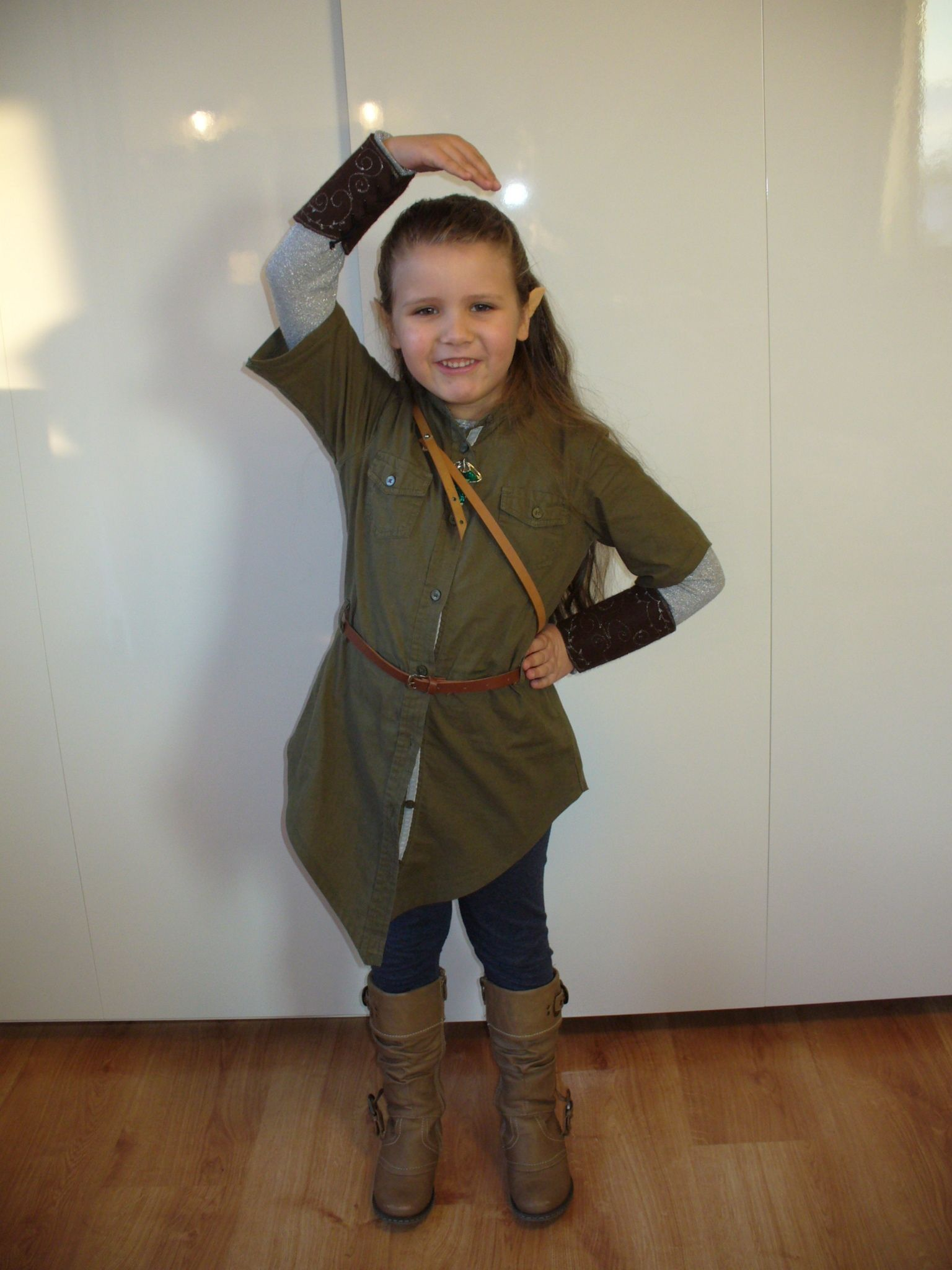 Legolas elf costume easy DIY cosplay | Legolas costume | Pinterest ...