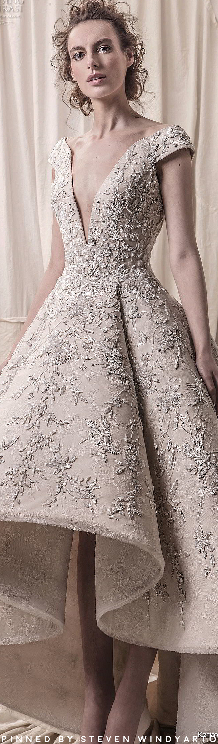 Krikor jabotian spring wedding dresses spring weddings