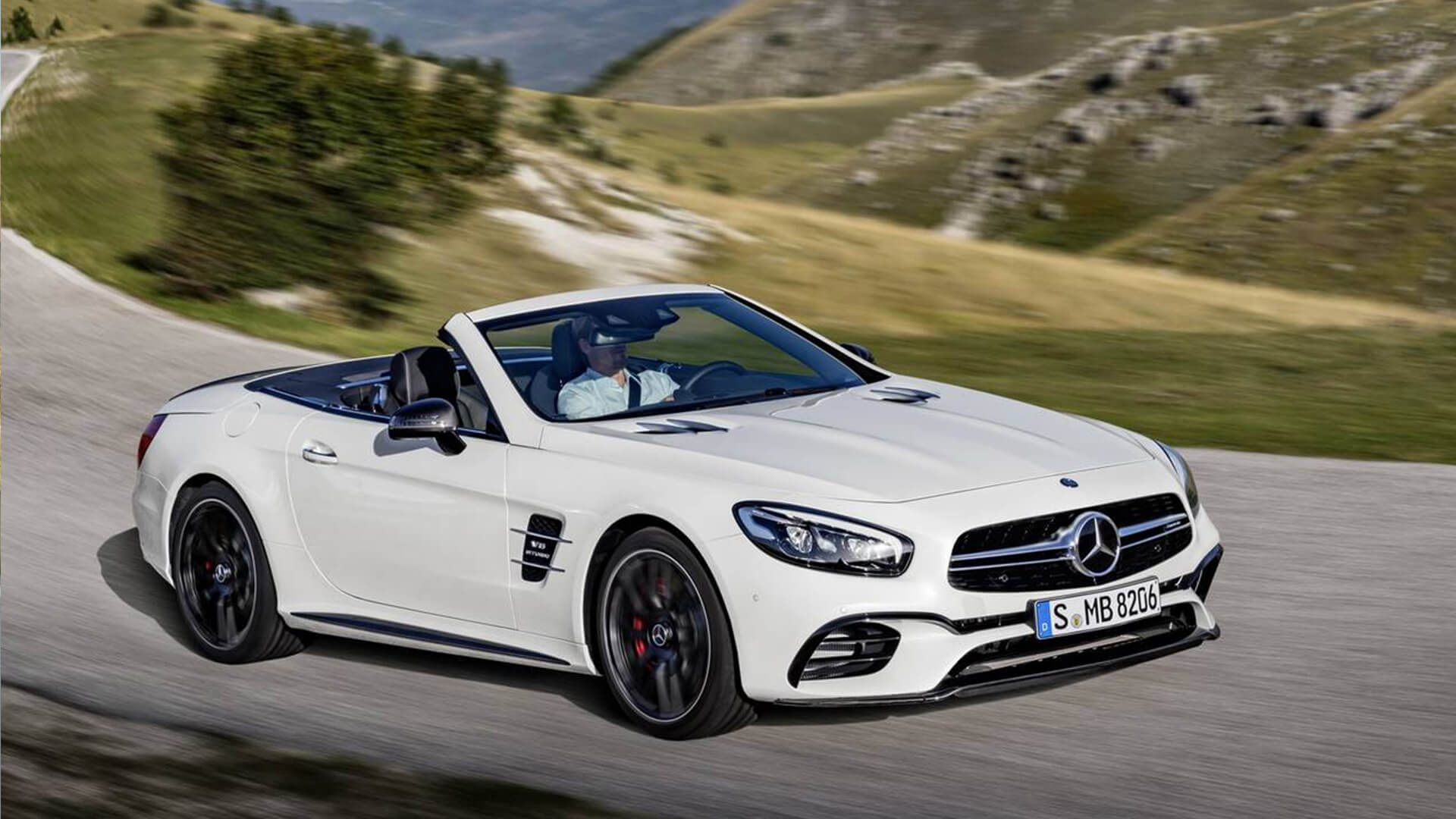 luxury sports cars – 2016 Mercedes Benz SL Class Pho2Car