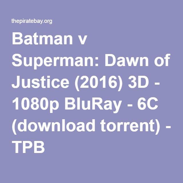 batman vs superman 1080p torrent