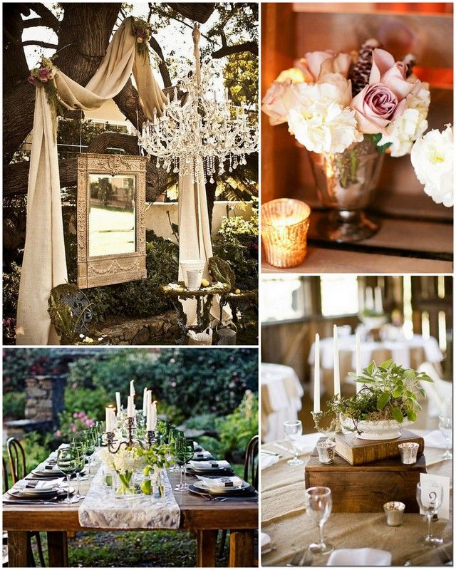 Novel Ideas For Wedding Reception: Wedding Reception- Tables And Centerpieces Keywords: